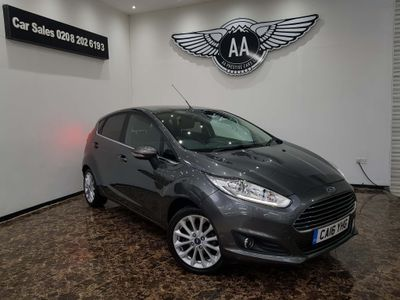 Ford Fiesta Hatchback 1.0 T EcoBoost Titanium X Powershift (s/s) 5dr