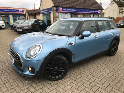 MINI Clubman Estate 1.5 One D (s/s) 6dr