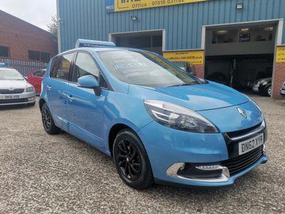 Renault Scenic MPV 1.5 dCi Dynamique Tom Tom EDC Auto 5dr