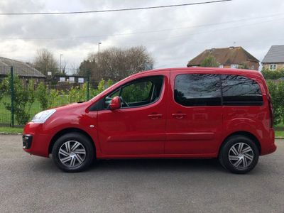 Citroen Berlingo MPV 1.6 VTi Feel Multispace 5dr