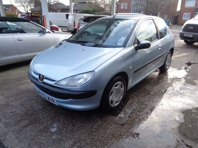 Peugeot 206 Hatchback 1.1 Look 3dr