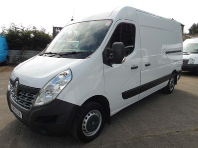 Renault Master Panel Van 2.3 dCi 33 Business FWD MWB Medium Roof EU5 5dr
