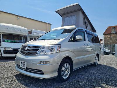 Toyota Sorry now sold Van Conversion Toyota alphard3.0v6