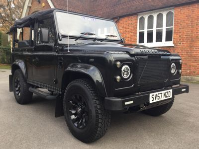 Land Rover Defender 90 Pickup 2.4 TDCI Soft Top