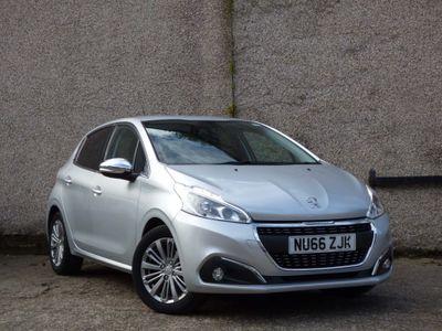 Peugeot 208 Hatchback 1.2 PureTech Allure EAT (s/s) 5dr