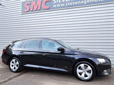 SKODA Superb Estate 1.6 TDI Greenline SE (s/s) 5dr