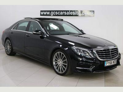 Mercedes-Benz S Class Saloon 3.0 S350L d AMG Line (Executive Premium Plus) 9G-Tronic Plus (s/s) 4dr