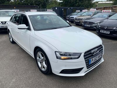 Audi A4 Avant Estate 2.0 TDIe SE Technik 5dr