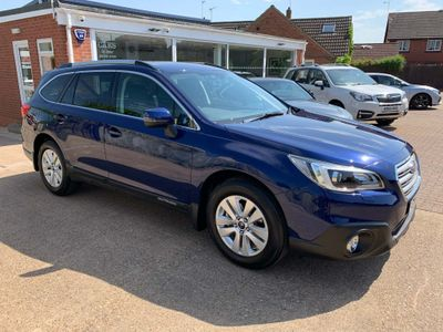 Subaru Outback Estate 2.5i SE Lineartronic 4WD (s/s) 5dr