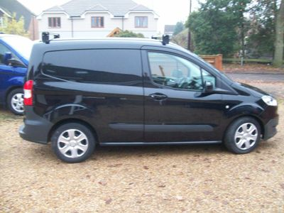Ford Transit Courier Panel Van 1.6 TDCi L1 Trend FWD 4dr