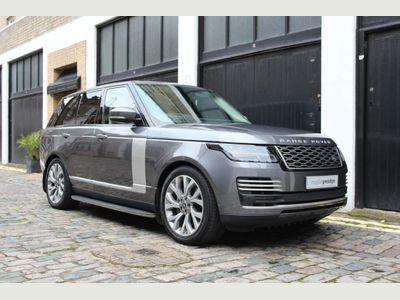 Land Rover Range Rover SUV 2.0 P400e 12.4kWh Autobiography Auto 4WD (s/s) 5dr