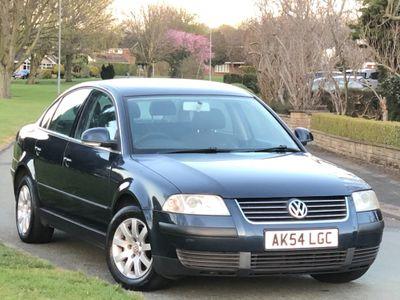 Volkswagen Passat Saloon 2.0 Trendline 4dr