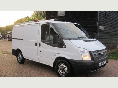 Ford Transit Panel Van 2.2 TDCi 300 S Low Roof Panel Van 5dr (SWB)
