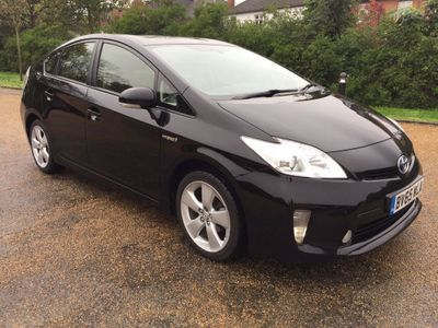 Toyota Prius Hatchback 1.8 VVT-h T4 CVT 5dr (Leather)