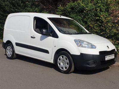 Peugeot Partner Panel Van 1.6 eHDi SE L1 850 SWB (s/s) 4dr