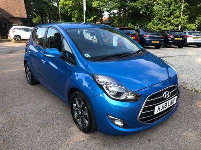 Hyundai ix20 Hatchback 1.4 Blue Drive SE Nav (s/s) 5dr