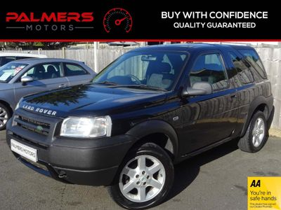 Land Rover Freelander SUV 1.8 Serengeti Hard Top 3dr