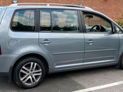 Volkswagen Touran MPV 1.4 TSI SE 5dr (5 Seats)