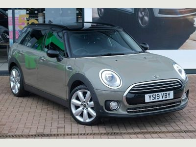 MINI Clubman Estate 1.5 Cooper Exclusive Steptronic (s/s) 6dr