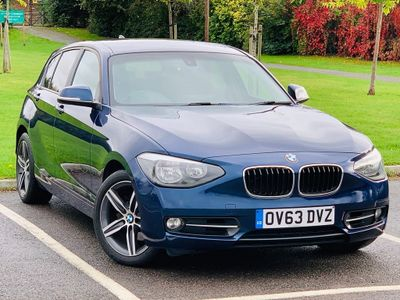 BMW 1 SERIES Hatchback 1.6 118i Sport Sports Hatch (s/s) 5dr