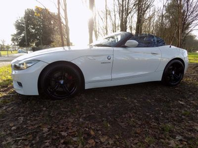 BMW Z4 Convertible 3.0 30i M Sport Highline sDrive 2dr