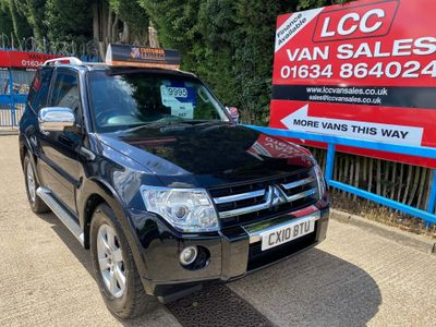 Mitsubishi Shogun Other 3.2 TD Warrior Panel Van 3dr