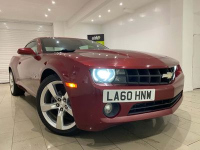 Chevrolet Camaro Coupe 3.6 V6 AUTO COUPE RS (LHD)