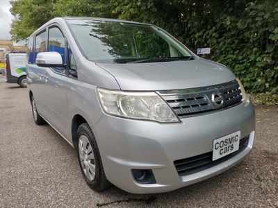 Nissan Serena MPV 2.0 AUTOMATIC 8 SEATER ELECTRIC DOORS