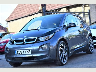 BMW i3 Hatchback E Lodge eDrive 5dr Range Extender