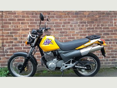 Honda SLR650 Trail Bike 650 W