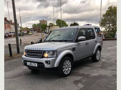 Land Rover Discovery 4 SUV 3.0 SD V6 SE (s/s) 5dr