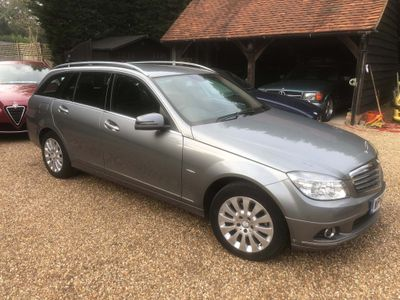 MERCEDES-BENZ C CLASS Estate 2.1 C220 CDI BlueEFFICIENCY Elegance 5dr