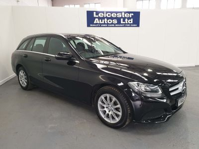 Mercedes-Benz C Class Estate 2.0 C200 SE (Executive) (s/s) 5dr