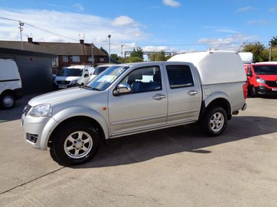 Great Wall Steed Pickup 2.0 TD S Pickup 4X4 4dr