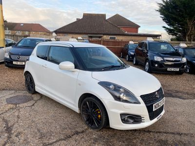 Suzuki Swift Hatchback 1.6 Sport 3dr (Nav)