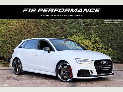 Audi RS3 Hatchback 2.5 TFSI Sportback S Tronic quattro (s/s) 5dr