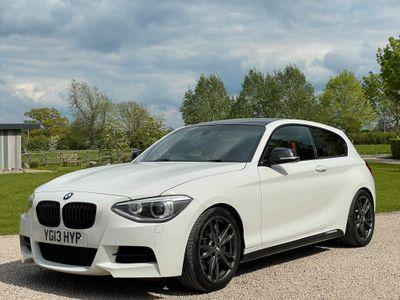 BMW 1 Series Hatchback 3.0 M135i Sports Hatch 3dr