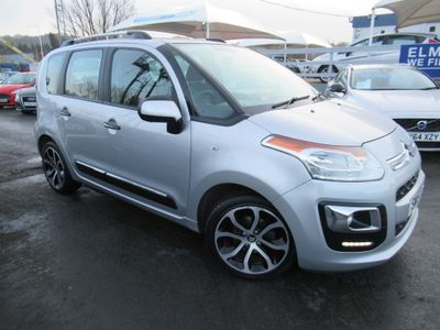 Citroen C3 Picasso MPV 1.6 HDi Selection 5dr