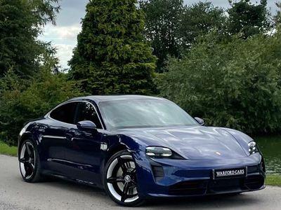 Porsche Taycan Saloon 93.4kWh Turbo Auto 4WD 4dr