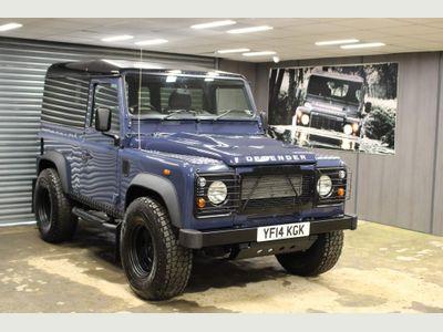 Land Rover Defender 90 SUV 2.2 TD Hard Top 3dr