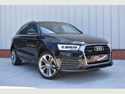 Audi Q3 SUV 2.0 TDI S line Plus quattro (s/s) 5dr
