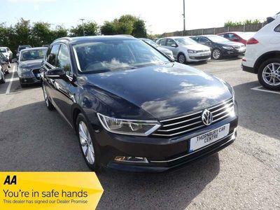 Volkswagen Passat Estate 2.0 TDI BlueMotion Tech SE Business (s/s) 5dr