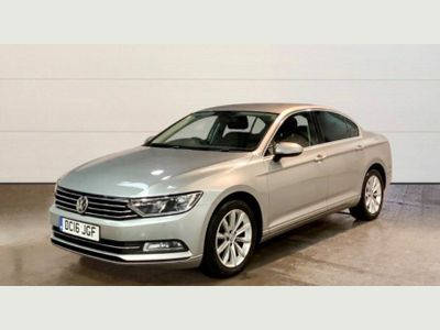 Volkswagen Passat Saloon 1.6 TDI BlueMotion Tech SE Business DSG (s/s) 4dr