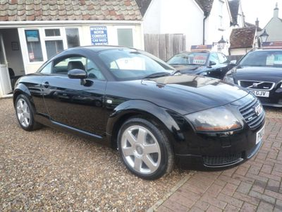 Audi TT Coupe 1.8 T Coupe 2dr Petrol Manual quattro (226 g/km, 225 bhp)
