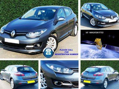Renault Megane Hatchback 1.5 dCi Dynamique Tom Tom EDC Auto 5dr (Tom Tom)