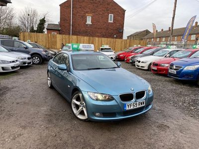 BMW 3 Series Coupe 2.0 320d SE Highline 2dr