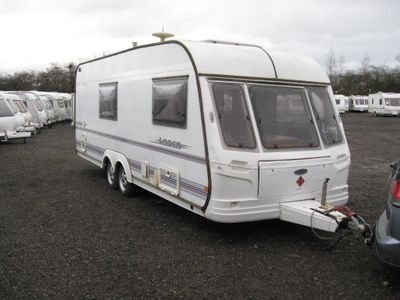 Coachman Laser Tourer 1999 4 BERTH INC AWNING