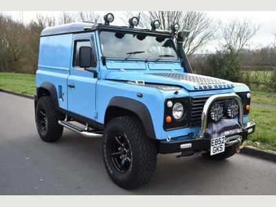 Land Rover 90 Specialist Vehicle Land Rover 90 4C REG DT DIESEL