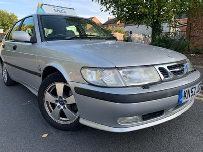 Saab 9-3 Hatchback 2.0 Turbo SE 5dr
