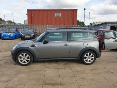 MINI Clubman Estate 1.6 One Graphite 5dr